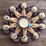 Символ 2018 амигуруми – Мастера и умники: Вяжем собачку амигуруми