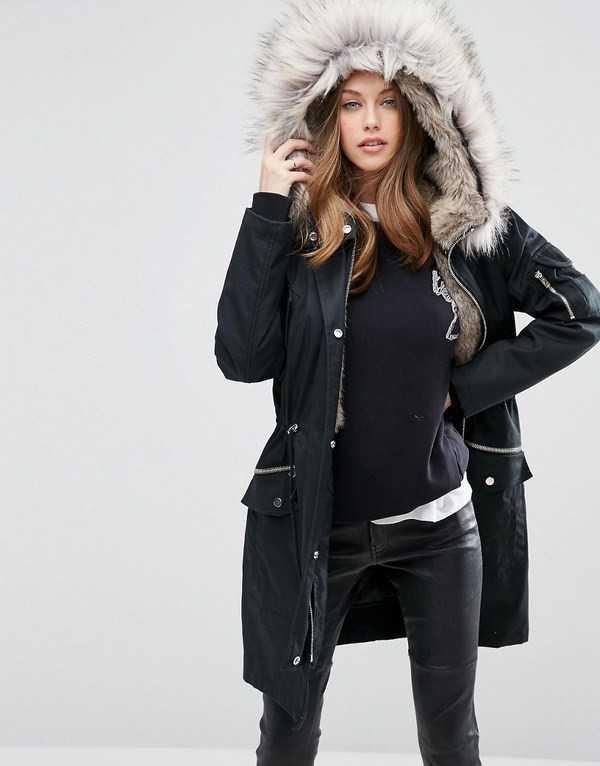 8cda4a88bb3c Начнем наш обзор, пожалуй, из самой универсальной и практичной модели куртки  – парки. В новом сезоне подобную куртку будет украшать мех, причем везде,  ...