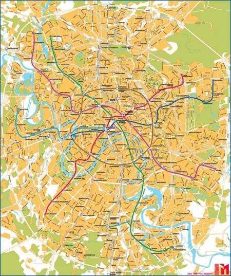 карта москвы с улицами и домами и метро проложить маршрут