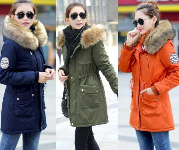 95b12197d9a Женские модные зимние куртки-парки с мехом популярны уже не первый сезон.  Есть уверенность что эта модная тенденция надолго потому как одежда эта  очень ...