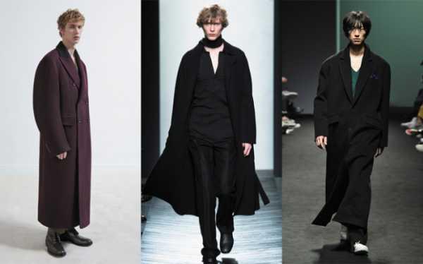 При этом, фасон мужского пальто в моде совершенно любой. Стильная  незаменимая вещь должна присутствовать в каждом мужском гардеробе. eb870e640e8
