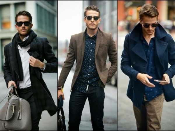 c2240a5a2ef Мода мужчины осень – 10 популярных трендов мужской моды сезона осень ...