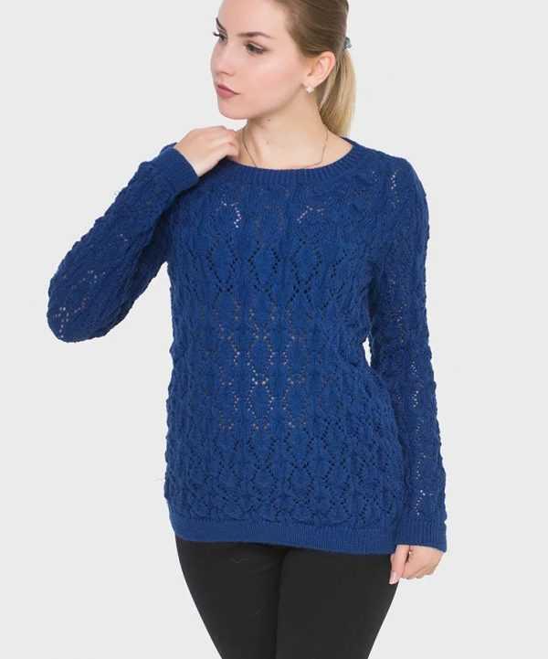 8a2a7eff77ac Модные вязаные свитера 2019 женские фото – Топ-20 самых актуальных и ...