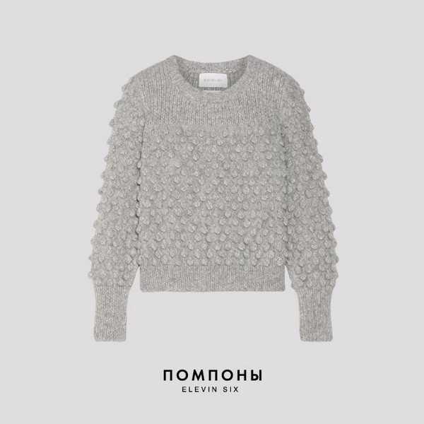 098e83066e0c Модные вязаные свитера 2019 женские фото – Топ-20 самых актуальных и ...