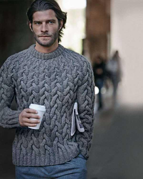 d50168feb7c Модный свитер мужской 2019 – Модные мужские свитера осень-зима 2018 ...