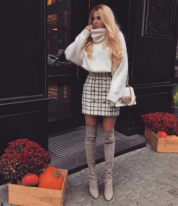 a7197d3d156 Осень юбки – Длинная юбка осень-зима 2018-2019