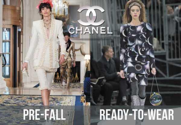 6def55d773f Показ шанель зима 2018 – Коллекция Chanel осень-зима 2018-2019